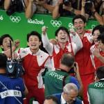 夢実現法、 リオデジャネイロ五輪、男子団体金メダルに学ぶ