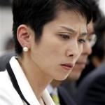 蓮舫さんは何故政治家になったのだろう残念過ぎる。
