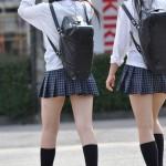 女子高生のミニスカートに目を奪われ、集中力の重要性を小学生に学んだ
