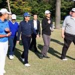 トランプ大統領と安倍首相と松山英樹選手のゴルフ、そして、ピコ太郎を交えた会食にマスコミは非難
