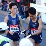 箱根駅伝で区間賞を取った東洋大1年生・西山和弥選手