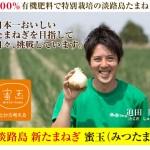 素人が情熱だけで作った日本一の玉ねぎ 『蜜玉』