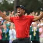 諦めなければ夢は叶う、タイガーウッズが証明した瞬間、優勝おめでとうございます